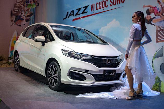 Honda Jazz 2018 có đáng để mua không