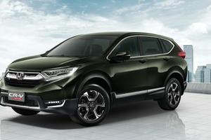 """Honda Việt Nam giới thiệu Honda CR-V thế thệ thứ 5 hoàn toàn mới """"Uy lực vượt mọi..."""